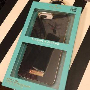 Kate spade leather iPhone 7/8 Plus case♠️